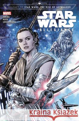 Journey to Star Wars: The Rise of Skywalker Classified Classified 9781302919245