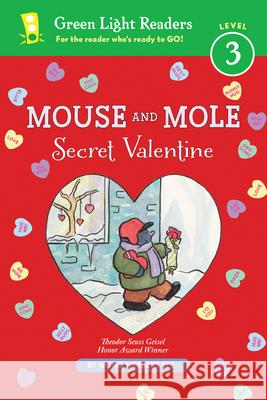 Mouse and Mole: Secret Valentine Wong Herbert Yee 9781328740595