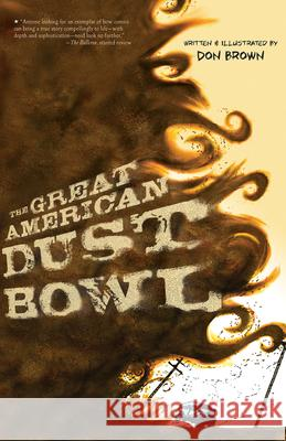 The Great American Dust Bowl Don Brown 9781328740878