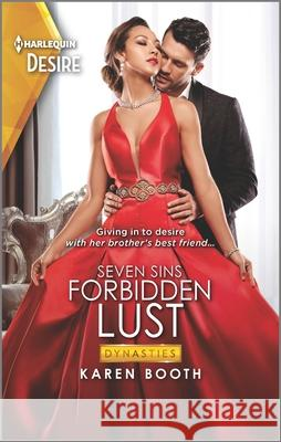 Forbidden Lust Karen Booth 9781335209146