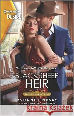 Black Sheep Heir Yvonne Lindsay 9781335209191