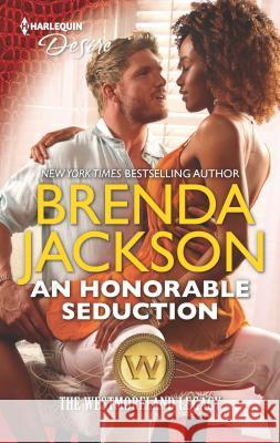 An Honorable Seduction Brenda Jackson 9781335971470