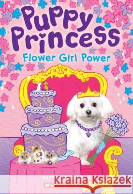 Flower Girl Power Patty Furlington 9781338134346