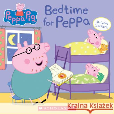 Bedtime for Peppa Eone 9781338327748