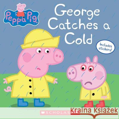 George Catches a Cold Eone 9781338327779