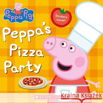 Peppa's Pizza Party (Peppa Pig) Rebecca Potters Eone 9781338611700