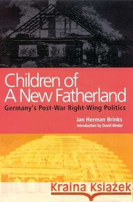 Children of a New Fatherland Jan Herman Brinks 9781350181106