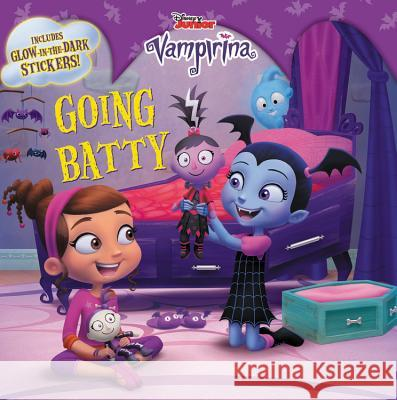 Vampirina Going Batty Disney Book Group 9781368006194
