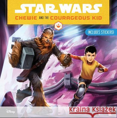 Star Wars: Chewie and the Courageous Kid Lucasfilm Press                          Pilot Studio 9781368016315