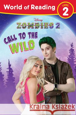 World of Reading, Level 2: Disney Zombies 2 Disney Book Group 9781368064538