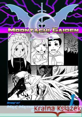Moontachi Gaiden: Ch-4: Spring Breeze: Creature of the Bottom Well Max Mathesius 9781387427345