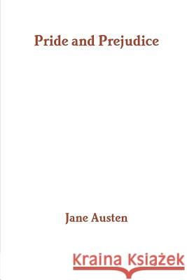 Pride and Prejudice Jane Austen 9781387587636