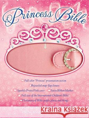 Princess Bible-ICB Tommy Nelson Publishers 9781400309870