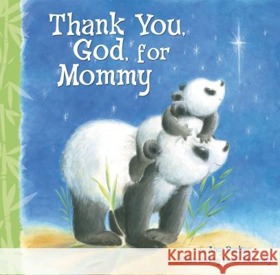 Thank You, God, for Mommy Amy Parker 9781400317073