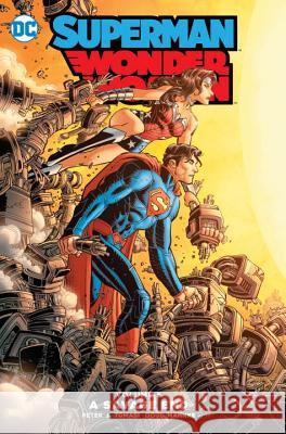 Superman/Wonder Woman, Volume 5: A Savage End Peter J. Tomasi 9781401265458