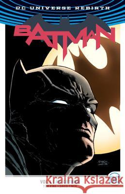 Batman, Volume 1: I Am Gotham (Rebirth) Tom King 9781401267773