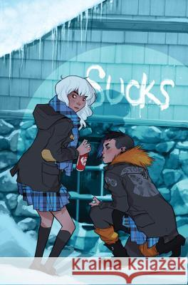 Gotham Academy: Second Semester Vol. 1: Welcome Back Brenden Fletcher Becky Cloonan 9781401271190 DC Comics