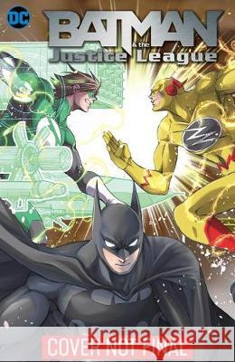 Batman and the Justice League Vol. 3 Shiori Teshirogi 9781401294427