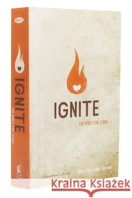 Ignite-NKJV: The Bible for Teens   9781401677145