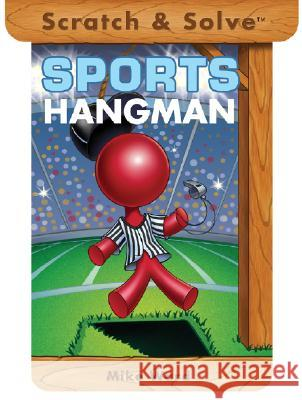 Scratch & Solve Sports Hangman Mike Ward 9781402737213