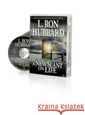Scientology: A New Slant on Life [With Paperback Book] - audiobook L. Ron Hubbard 9781403155412