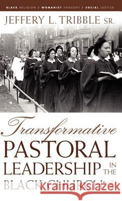 Transformative Pastoral Leadership in the Black Church Jeffery L. Tribble 9781403966087