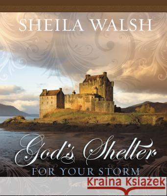 God's Shelter for Your Storm Sheila Walsh 9781404190108