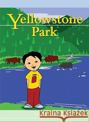 Yellowstone Park Vanessa Brown 9781404271326 Not Avail
