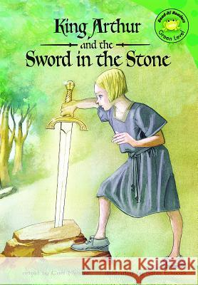 King Arthur and the Sword in the Stone Cari Meister 9781404848375