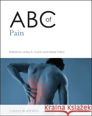 ABC of Pain Lesley Colvin 9781405176217