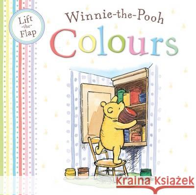 Winnie The Pooh Lift-The-Flap: Opposites A A Milne 9781405271509 Egmont UK Ltd