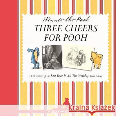 Three Cheers for Pooh A A Milne 9781405272964 Egmont UK Ltd