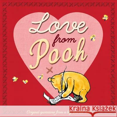Love from Pooh A A Milne 9781405276153 Egmont UK Ltd
