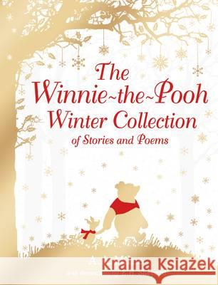 Winnie The Pooh Winter Collection A A Milne 9781405277747 Egmont UK Ltd