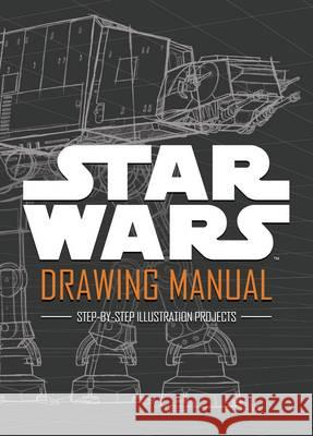 Star Wars Drawing Manual  Lucasfilm Ltd 9781405284752