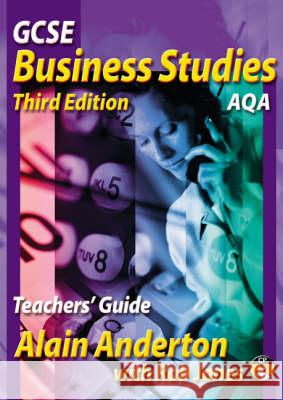 GCSE Business Studies  9781405867511