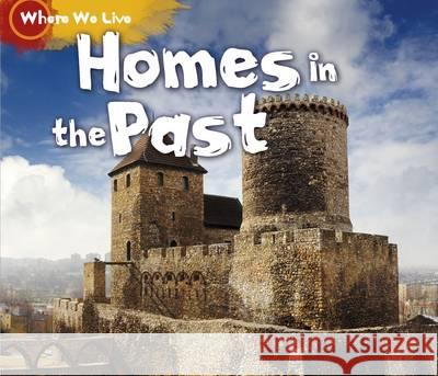 Homes in the Past Sian Smith 9781406263299