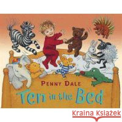 Ten in the Bed Penny Dale 9781406309614 0