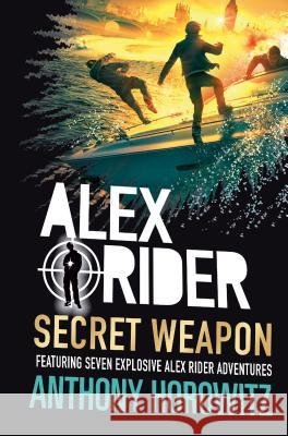 Secret Weapon Anthony Horowitz   9781406340174
