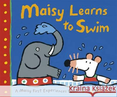 Maisy Learns to Swim Lucy Cousins 9781406352290