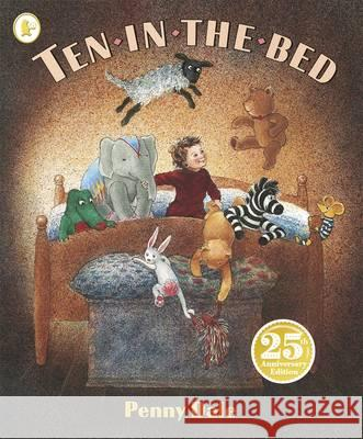Ten in the Bed Penny Dale 9781406353099 0