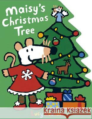 Maisy's Christmas Tree Lucy Cousins 9781406356267