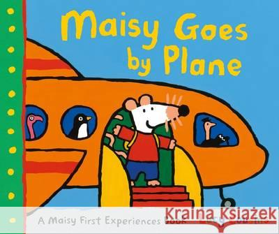Maisy Goes by Plane Lucy Cousins 9781406358728