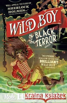 Wild Boy and the Black Terror Rob Lloyd Jones 9781406359497