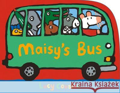 Maisy's Bus  Cousins, Lucy 9781406369823
