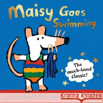 Maisy Goes Swimming  Cousins, Lucy 9781406374049
