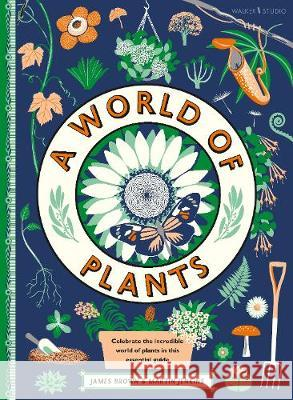 A World of Plants Martin Jenkins James Brown  9781406388565