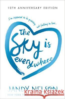 The Sky Is Everywhere Jandy Nelson   9781406390933