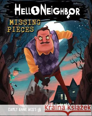 Missing Pieces Carly Anne West Tim Heitz  9781407192222 Scholastic