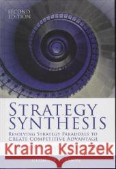 Strategy Synthesis: Concise Version  9781408032237